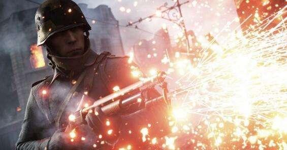 《战地1》眼对眼模式公布 不再支持自动回血