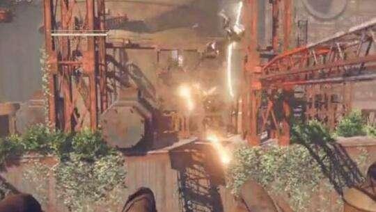 《尼尔:机械纪元》demo五分钟速通关玩法
