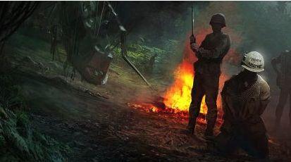 《使命召唤14》或回归二战 新年贺图引猜想