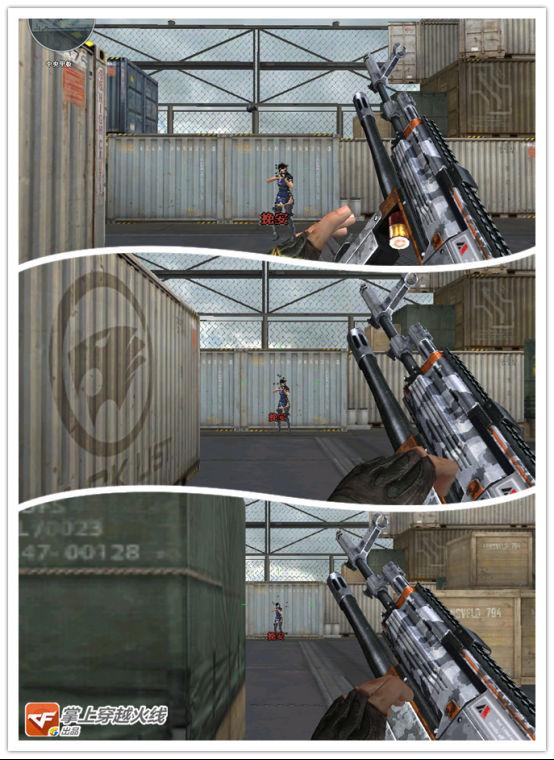 1月版本再体验 远近亦可攻之AK12-幽灵测评