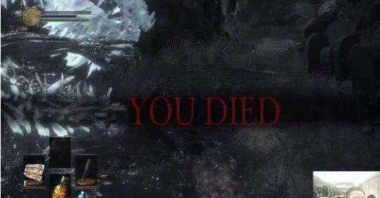 PDD直播玩《黑暗之魂3》 被血虐差点劝退