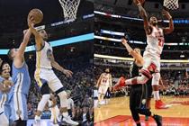 NBA2KOL巴特勒库里当选 哈登詹姆斯获提名
