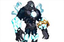 DNF男格斗模型补丁 男格斗改黑雾之源BOSS