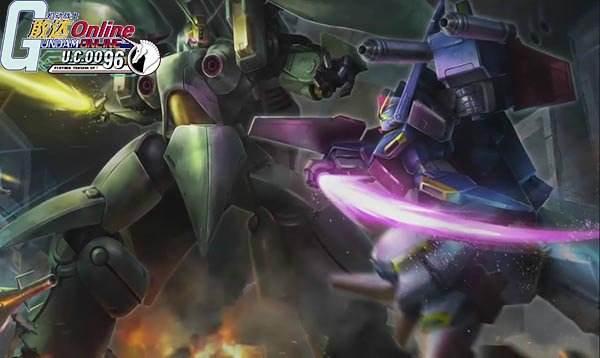 PVP新花样《机动战士敢达OL》大规模限定战开启