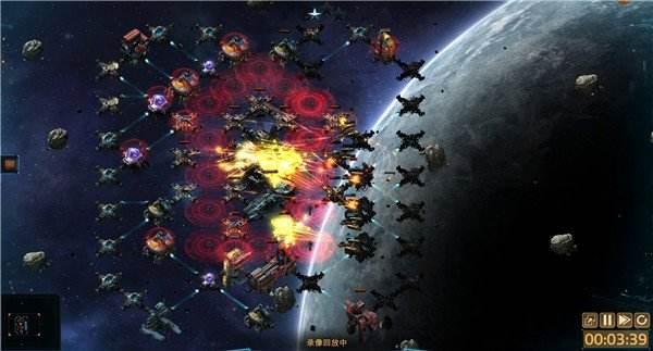 红警制作人新作《星盟冲突》开放预约测试资格