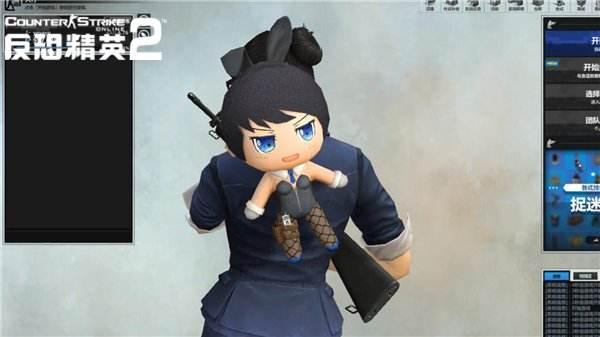 CSOL2兔女郎玛丽玩偶出动!安全系统全面升级