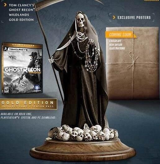 幽灵行动荒野版本区别详解:黄金版值得买吗?