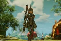 怪物猎人OL全新星陨系列时装 箭矢模型升级