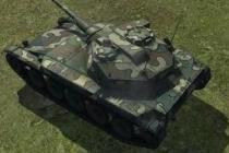 坦克世界超测轻坦集体升级 132主炮加强