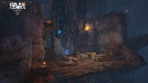 黑塔之谜逆战鬼吹灯之精绝古城地图解读