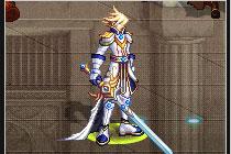 鬼剑士武器修改 新年武器改白色圣剑