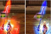 战斗法师二觉各种光效 特效改红蓝两种