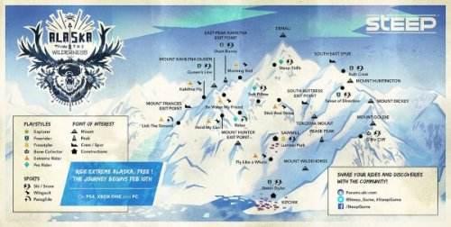 极限巅峰下月前往阿拉斯加 新改动与挑战内容