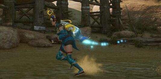 《怪物猎人OL》星盘占星委托永久武器时装曝光