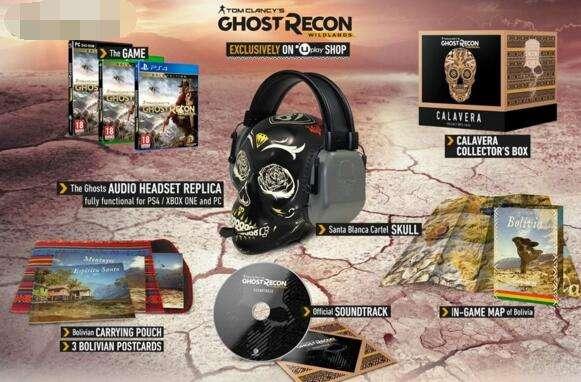 幽灵行动荒野多少钱 各大版本价格多少一览