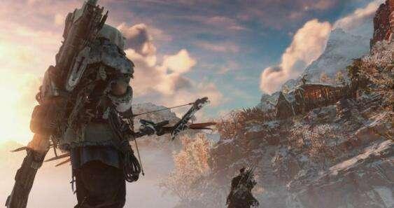 《地平线:黎明时分》领衔未来两个月大作盘点