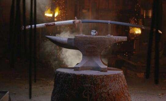 《荣耀战魂》公测将启 铁匠打造真正野太刀
