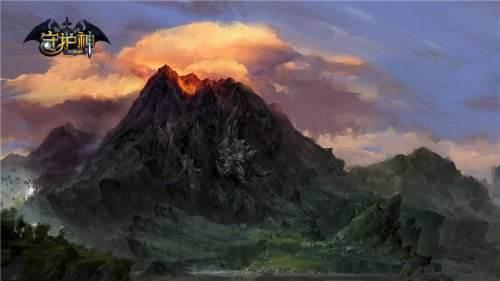 人类最后屏障 《守护神之觉醒》原画独家首曝