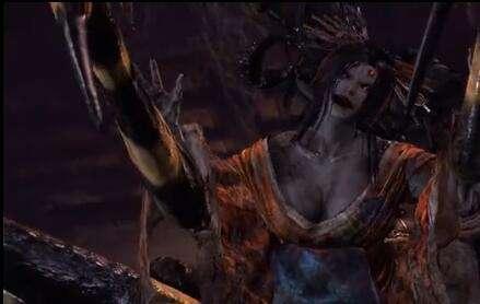 仁王女恶人boss怎么打 女恶人Joro-Gumo视频攻略