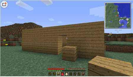 我的世界里面怎么修房子 新手房屋修建攻略