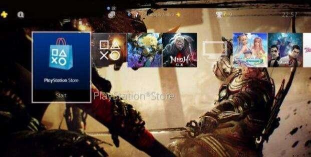 PS4迎来《仁王》《狂战传说》免费主题图赏