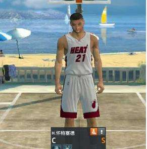 NBA2K Online防守大闸怀特塞德评测及攻略