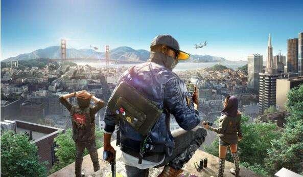 《看门狗2》Steam销量仅35万 国区玩家最多