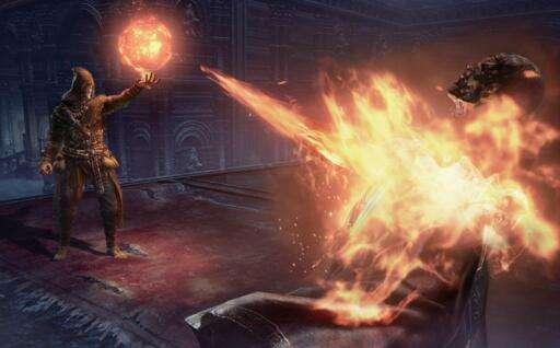 黑暗之魂3咒术师开荒指南 咒术师怎么玩