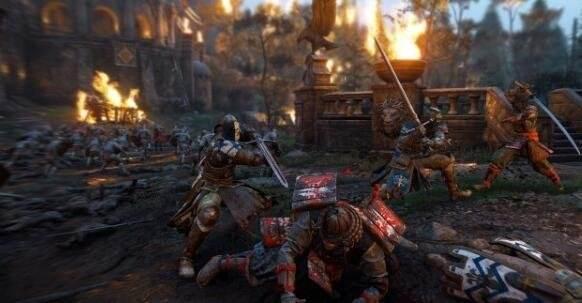 战斗系统天下无双《荣耀战魂》IGN 8分