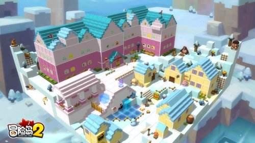 《冒险岛2》3月7日终极内测 首批资格预约开放