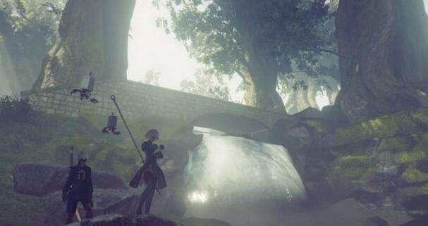 《尼尔:机械纪元》联网元素透露 DLC公布