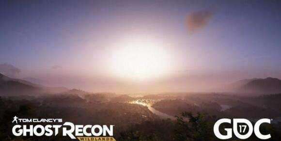 《幽灵行动:荒野》技术宣传片 南美风景太美