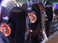 EWG女子大奖赛重庆站冠军之战 SCG力压群芳