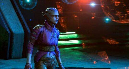 《质量效应:仙女座》Xbox One版容量曝光