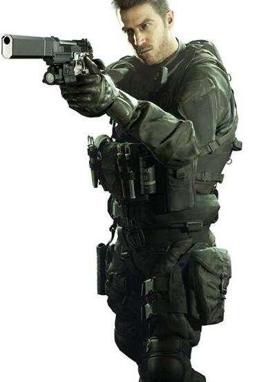 《生化危机7》推出克里斯周边 模型手枪2000元