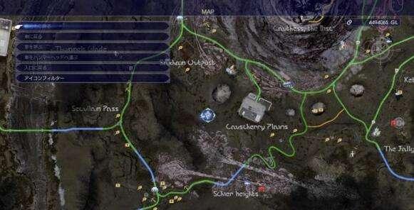 最终幻想15限时任务触发地一览及奖励说明