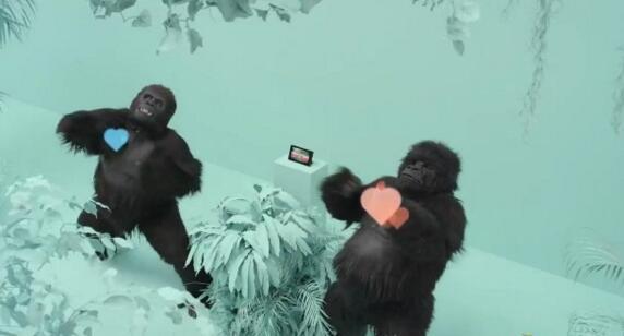 任天堂颁布《1-2 Switch》大猩猩演示视频