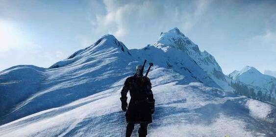 巫师3:狂猎爬山技巧 史凯利杰爬山方法