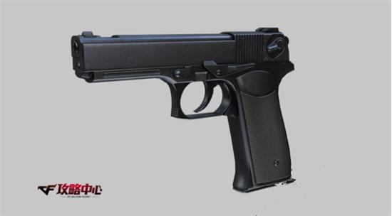 无可匹敌的射速 手枪中的冲锋枪OTs-23