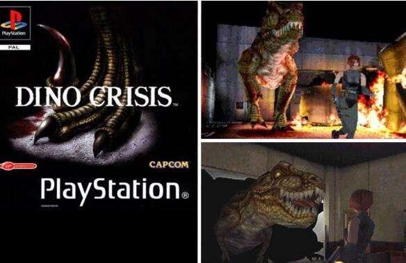 《生化危机7》制作人计划重制恐龙危机