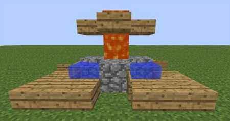我的世界空岛必学攻略 建造刷石机的要领