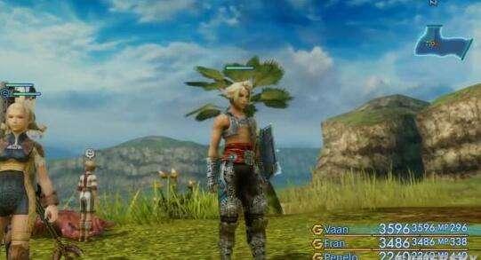《最终幻想12:黄道年代》重制版演示公布