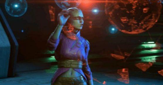《质量效应仙女座》:科幻动作RPG的鸿篇巨制