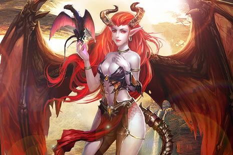 圣迹游戏截图 神话网游圣迹精美游戏截图