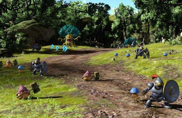 勇者斗恶龙英雄2会出PC版吗 什么时候出?
