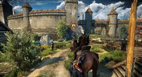 传《巫师3》登陆Xbox天蝎座主机 画质增强