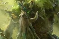 dota2大树a杖效果分享 a杖敌方是否看得见