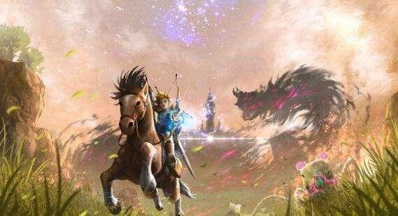 塞尔达传说荒野之息致Switch销量远超Wii U