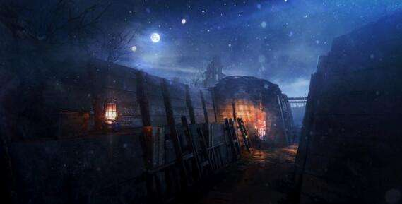 EA《战地1》新地图曝光 伸手不见五指的夜间战斗