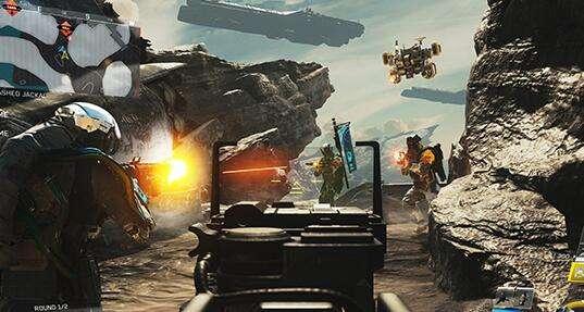 《使命召唤13:无限战争》第二波DLC四张地图